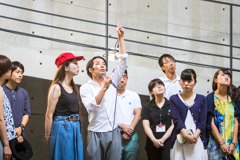 岡田利規×森山未來パフォーマンスプロジェクト『in a silent way』